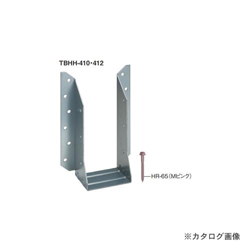 カネシン (2×4用)ビスどめヘビーハンガー (10個入) TBHH-410・412