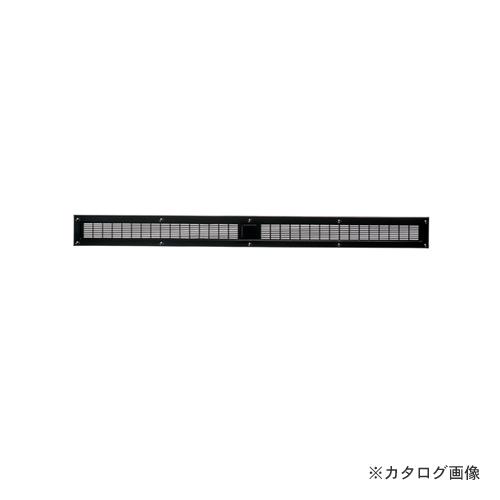 カネシン 80ロング(エイティーロング) ブラック (10台入) ダンパー付 80LN-FD