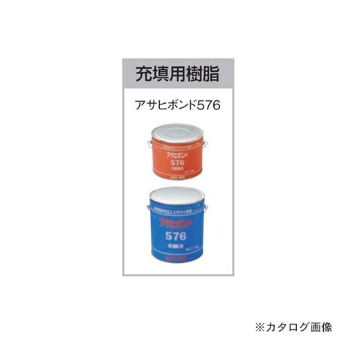カネシン 充填用樹脂 (1セット入) アサヒボンド576