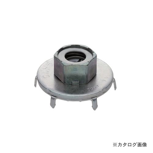 【運賃見積り】【直送品】カネシン ウルトラナッター (100個入) M12