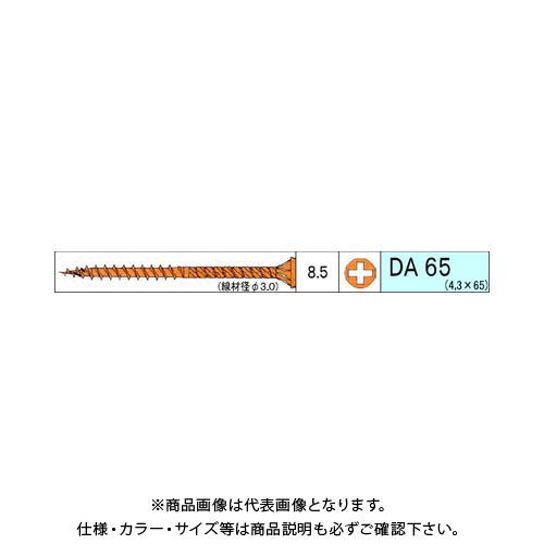 ダンドリビス 中細DAビス 2500本入 徳用箱 V-DAX065-TX