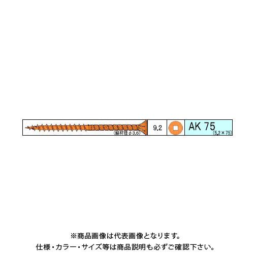 ダンドリビス 少太AKビス 1510本入 徳用箱 V-AKX075-TX