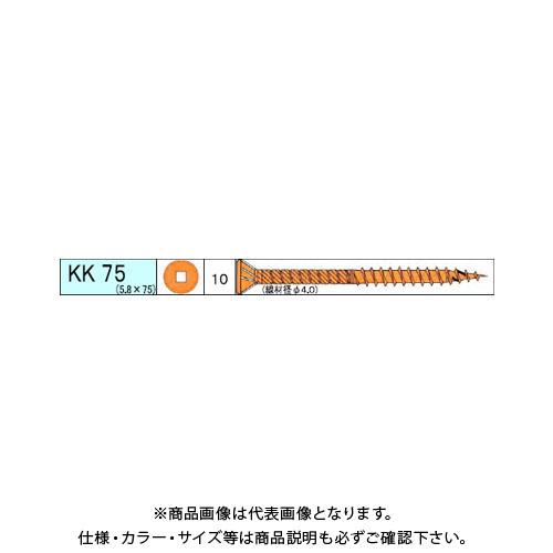 ダンドリビス 極太KK 1153本入 徳用箱 V-KKX075-TX