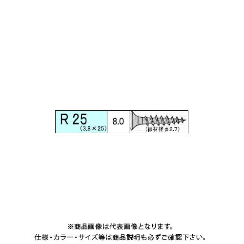ダンドリビス Rボードビス ラスパート 7080本入 徳用箱 V-BRX025-TX