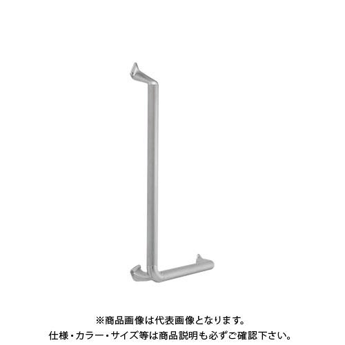 【12/5限定 ストアポイント5倍】浅野金属工業 ASANO 補助手摺 L型 鏡面 38×600×600 AK42946M