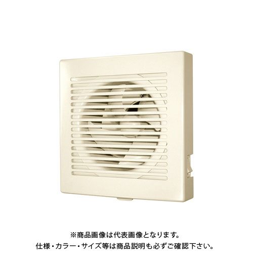 宇佐美工業 24時間換気対応パイプ用ファン 壁取付専用 (6ヶ入) AP-100S
