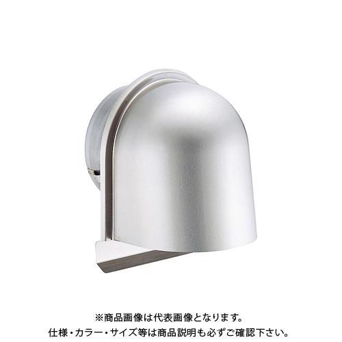 宇佐美工業 U型フード付ガラリ 溶接組立式 φ75 ヘアーライン (36ヶ入) UGEN75S-HL