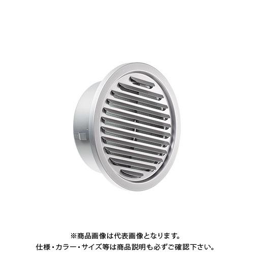 宇佐美工業 丸型スリムガラリ 溶接組立式 φ150 メタリックブラウン (24ヶ入) SN150S-MB