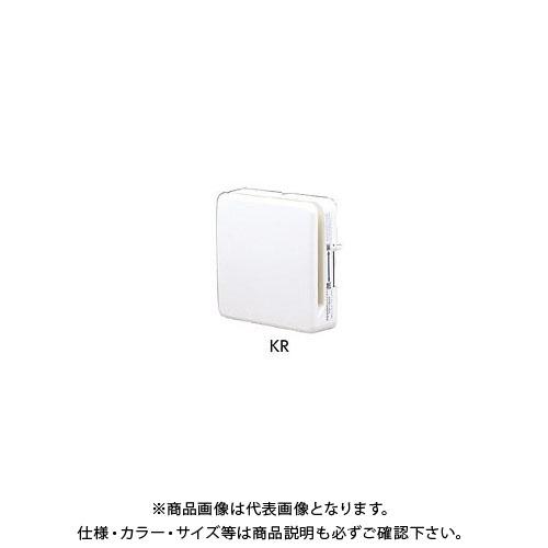 宇佐美工業 自然給気口(空気清浄フィルター・手動シャッター付)ホワイト φ100用 (6ヶ入) TSK-100KR