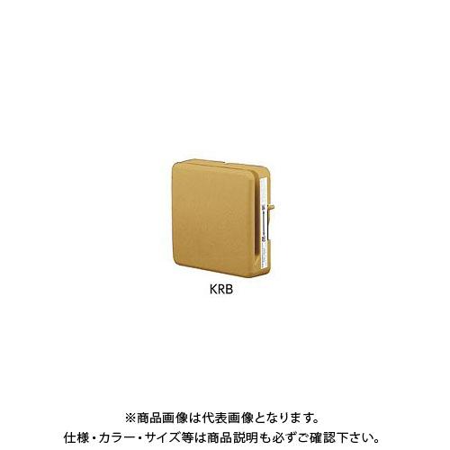宇佐美工業 自然給気口(空気清浄フィルター・手動シャッター付)ブラウン φ100用 (6ヶ入) TSK-100KRB