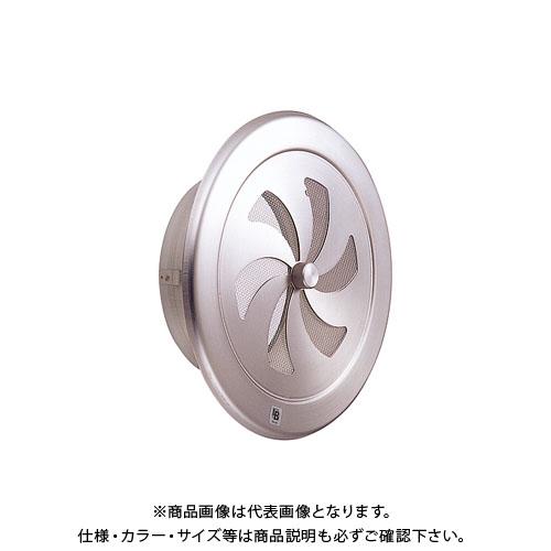 宇佐美工業 内壁用 丸型レジスター 溶接組立式 φ100 (36ヶ入) 100R-OBL