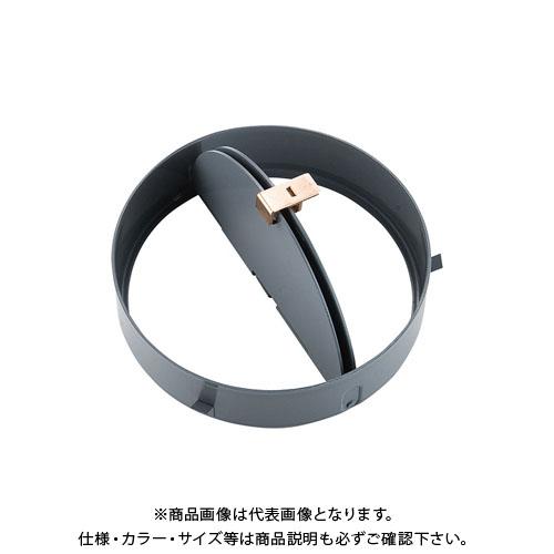宇佐美工業 バタフライ式防火ダンパー Sタイプ(SUS304) 120℃ (12ヶ入) BDF150S-120