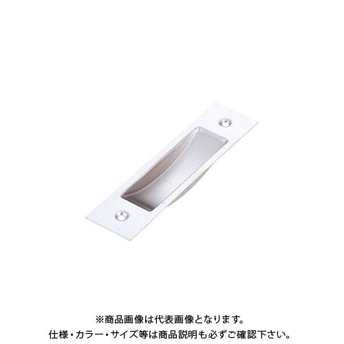 宇佐美工業 チリ出し戸引手 薄口 SUS304 105mm ヘアーライン (50×20入)