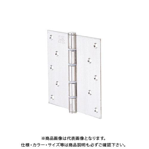 宇佐美工業 N/R平義星丁番 SUS304 (2.5×127×127) ヘアーライン (2×30入) SUS304