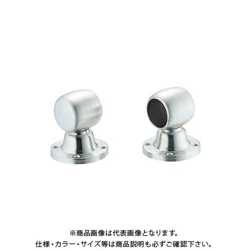 宇佐美工業 D型ブラケット首短タイプ 通し SUS304 25mm (20×10入)