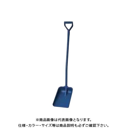 TKG 遠藤商事 バーキンタ ワンピースショベル 大 青 66205000 ASYF002 6-0194-0602