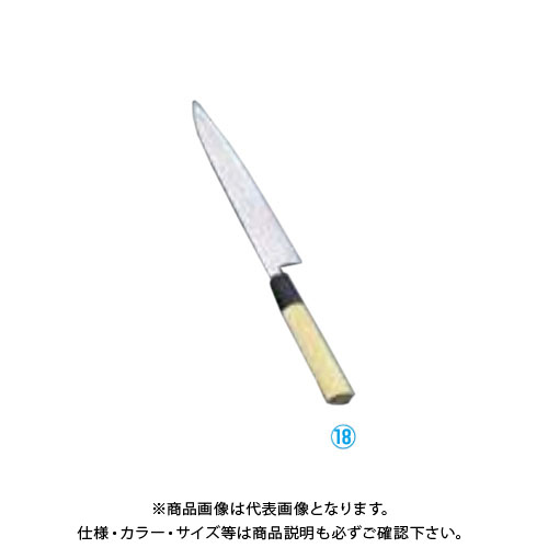 TKG 遠藤商事 堺實光 匠練銀三 和ペティ(両刃) 21cm 37632 AZT4203 7-0281-1803