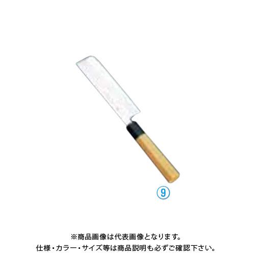 TKG 遠藤商事 堺孝行 モリブデン鋼 PC柄 薄刃 21cm ATK6002 7-0286-0902