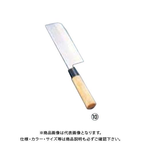 TKG 遠藤商事 ステンレス鋼 防菌柄 菜切 16.5cm ABU0516 7-0287-1001