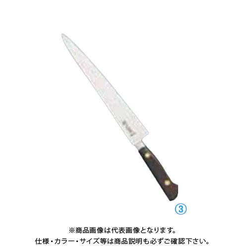 TKG 遠藤商事 正本 最高級炭素鋼 筋引 24cm AMS78024 7-0292-0301