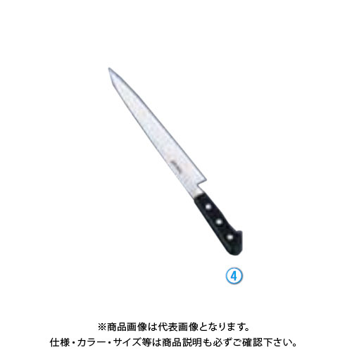 TKG 遠藤商事 堺菊守日本鋼(口金付)筋引 30cm AKK5503 7-0296-0403