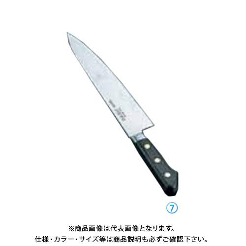 TKG 遠藤商事 ミソノ・スウェーデン鋼 牛刀 No.118 19.5cm AMS09118 7-0293-0702
