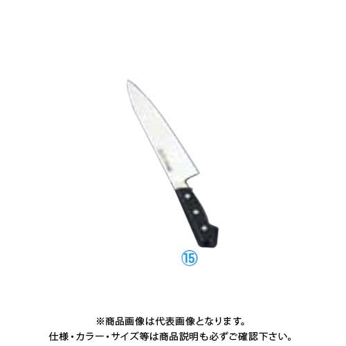 TKG 遠藤商事 ミソノUX10 牛刀 No.711 18cm AMS21711 6-0285-1501