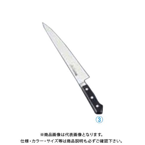 TKG 遠藤商事 ミソノモリブデン鋼 筋引 No.521 24cm AMS27521 7-0294-0301