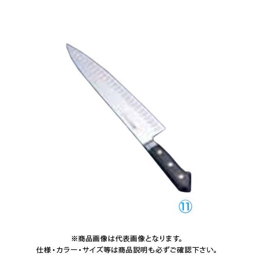 TKG 遠藤商事 ミソノ モリブデン鋼 牛刀サーモン No.563 24cm AMSD4563 7-0294-1203