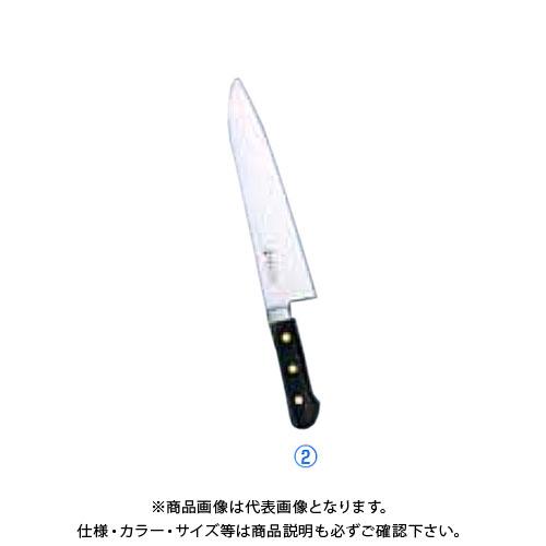 TKG 遠藤商事 正広 本職用日本鋼 牛刀 13016 36cm AMSB2016 6-0290-0207