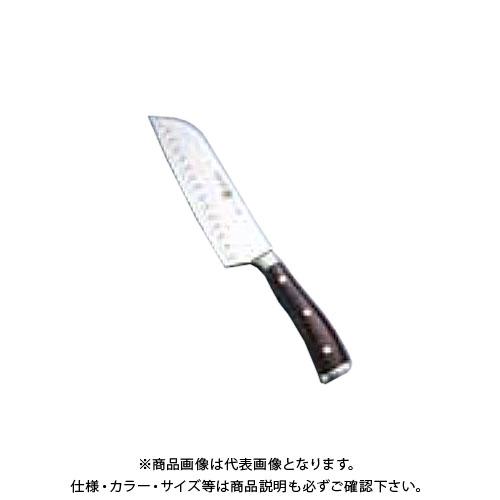 TKG 遠藤商事 ヴォストフ アイコン 三徳庖丁(筋入) 4972 14cm ABO1401 7-0306-0701