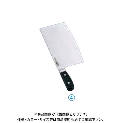 TKG 遠藤商事 グレステン 中華庖丁 622-20W AGL49 6-0317-0401