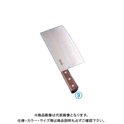 TKG 遠藤商事 堺菊守SKKバナジウム鋼 中華庖丁 AKK6601 6-0317-0901