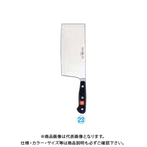 TKG 遠藤商事 ヴォストフ クラッシック 中華庖丁 4686 18cm ABO9001 7-0321-2301
