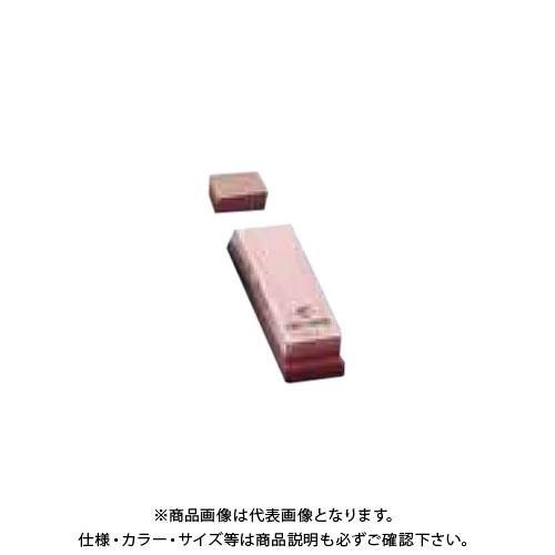 TKG 遠藤商事 超セラミックス砥石 台付(修正用砥石付) #3000 仕上(ピンク) ATI42030 6-0322-2206
