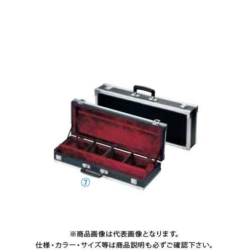 TKG 遠藤商事 グレステン庖丁ケース 中 8丁入 AHU19 6-0327-0701