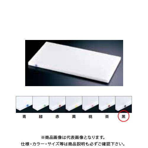 【運賃見積り】【直送品】TKG 遠藤商事 住友 抗菌スーパー耐熱まな板 カラーピン付 SSTWP 黒 AMNB821 6-0329-0214
