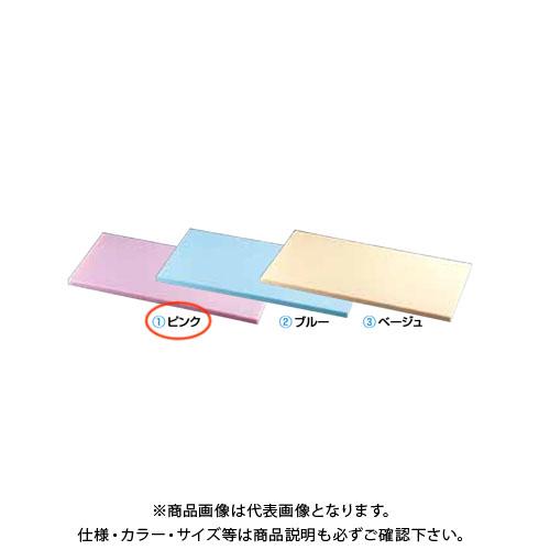 【運賃見積り】【直送品】TKG 遠藤商事 K型オールカラーまな板ピンク K17 2000×1000×H20mm AMNA741 7-0347-0541