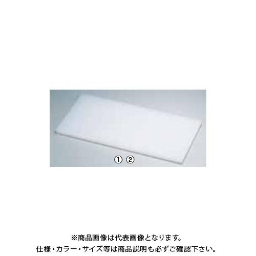 【運賃見積り】【直送品】TKG 遠藤商事 K型 プラスチックまな板 K2 550×270×H40mm AMN080026 7-0346-0113