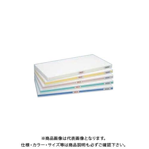 【運賃見積り】【直送品】TKG 遠藤商事 抗菌ポリエチレン・おとくまな板4層 750×350×H30mm イエロー AMN424062 6-0338-0427