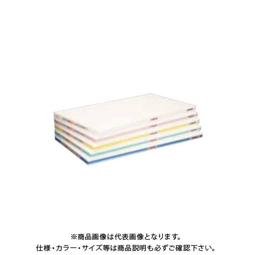 【運賃見積り】【直送品】TKG 遠藤商事 ポリエチレン・抗菌軽量おとくまな板 4層 500×250×H25mm イエロー AOT1102 7-0350-0314