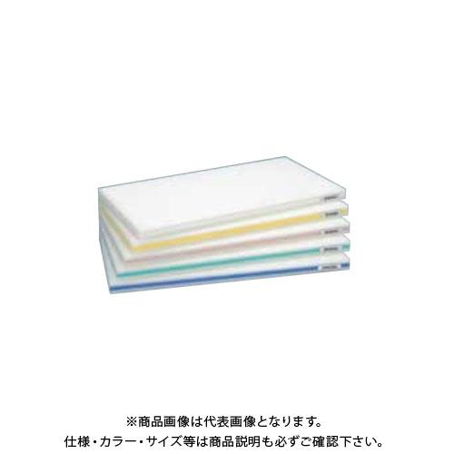 【直送品】TKG 遠藤商事 ポリエチレン・おとくまな板4層 1000×400×H35mm 青 AMN394105 6-0338-0350