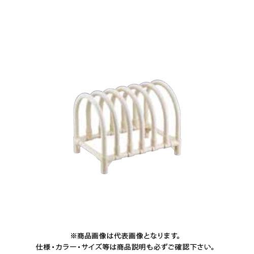 TKG 遠藤商事 SAイレクターまな板立て横型 PC-6S AMN68 6-0346-0601