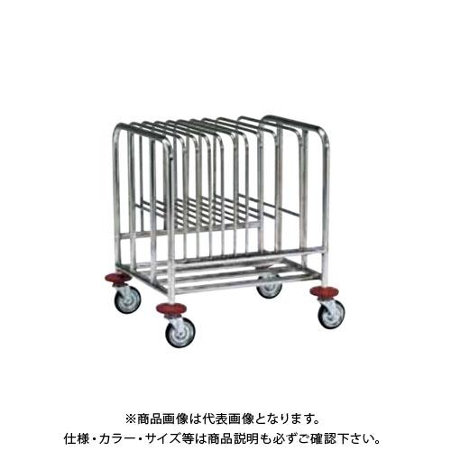 【直送品】TKG 遠藤商事 SAまな板立てドーリー SA44-A AMN20 6-0346-1501