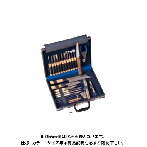 TKG 遠藤商事 関西型 本職用むきものセット24点セット (アタッシュケース付)新セット BMK4701 7-0523-0501