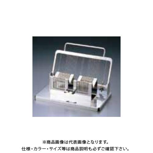 TKG 遠藤商事 2連横型エッグカッター BTM3701 6-0512-0101