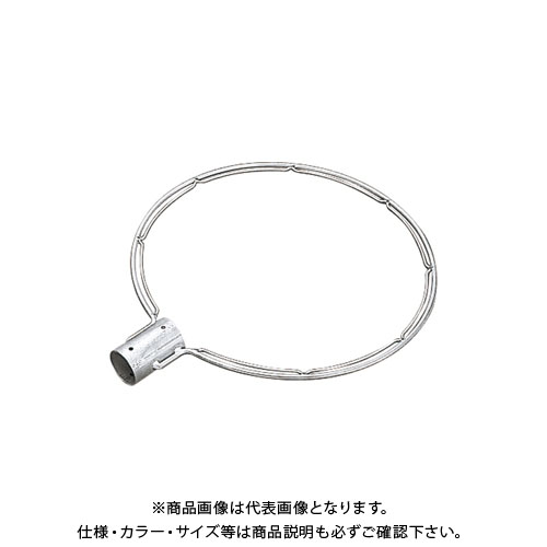 【受注生産品】浅野金属 ステンレス製玉枠SP型丸型(全周内金) 40A9×510 (5本) AK8648
