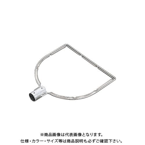 【受注生産品】浅野金属 ステンレス製玉枠SP型三角型 (全周内金) 40A6×450 (5本) AK8837