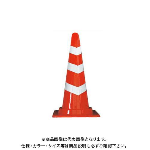 【直送品】安全興業 スコッチコーン 赤白 (25入) SCR