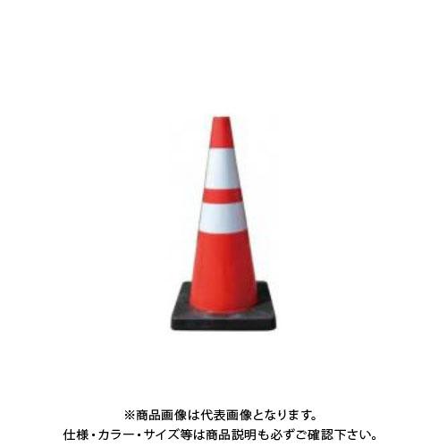 送料別途 直送品 安全興業 Dコーン DCRW 赤白 8入 普通反射 爆売りセール開催中 購入